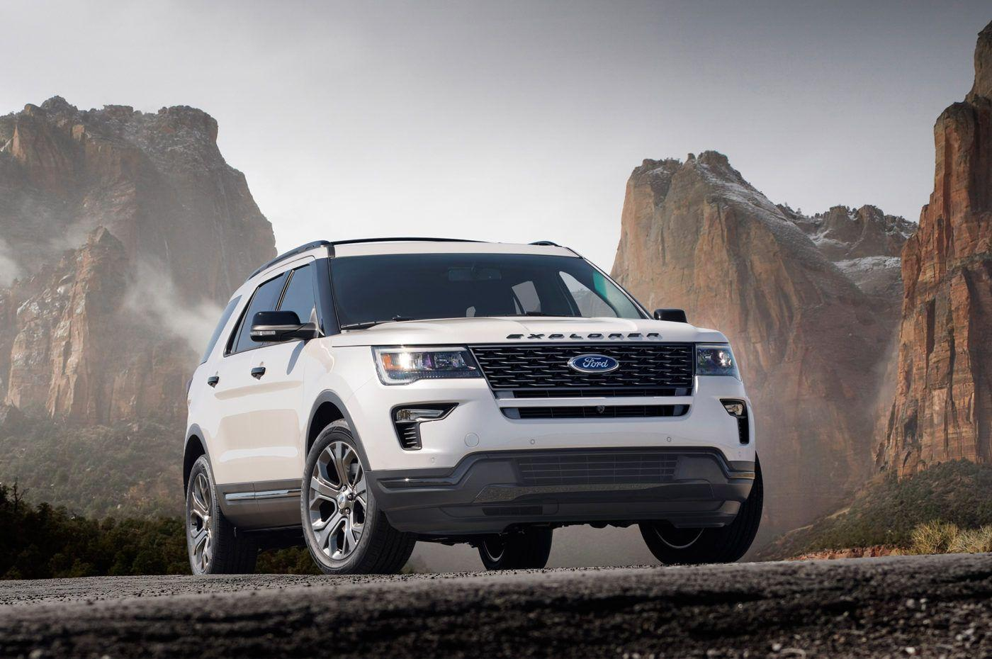 Ford Explorer Wallpapers 24