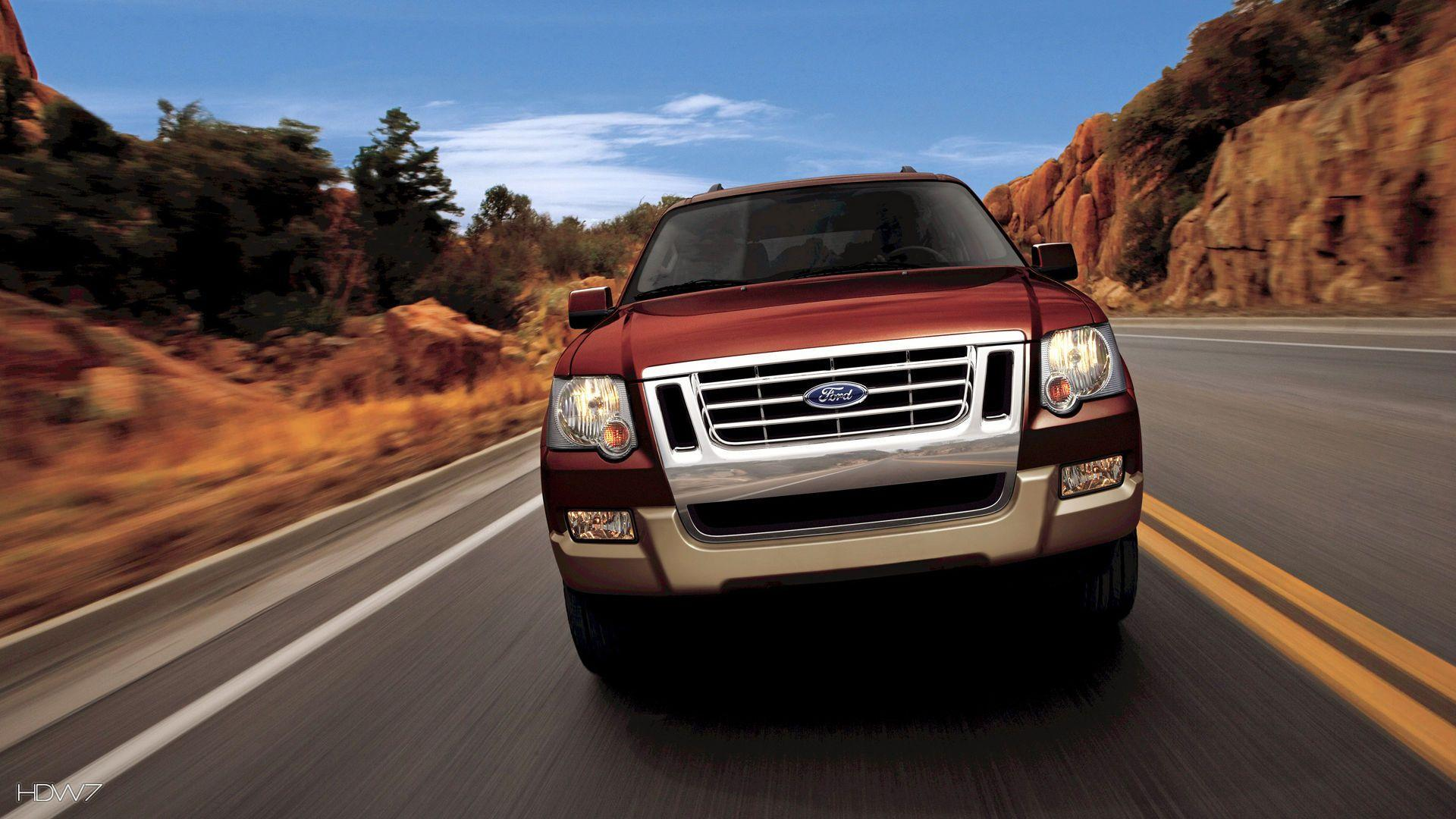 Ford Explorer Wallpapers 18