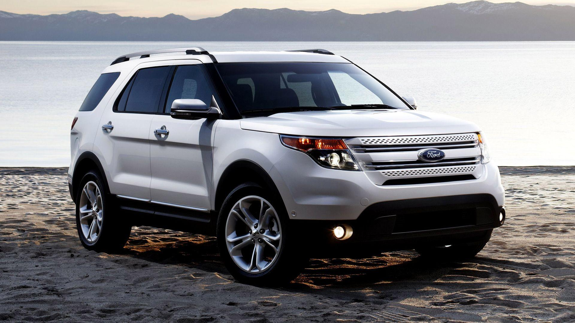 Ford Explorer (2010) Wallpapers and HD Images - Car Pixel