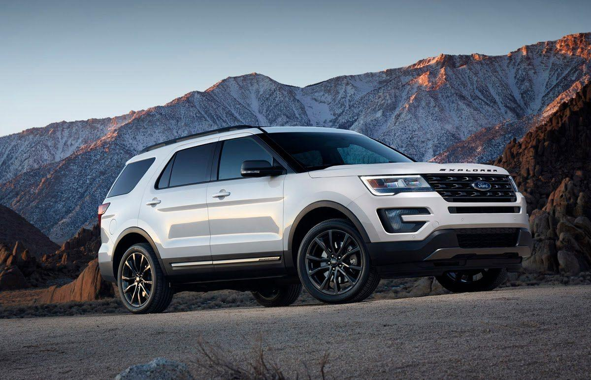 Ford Explorer Wallpapers 22