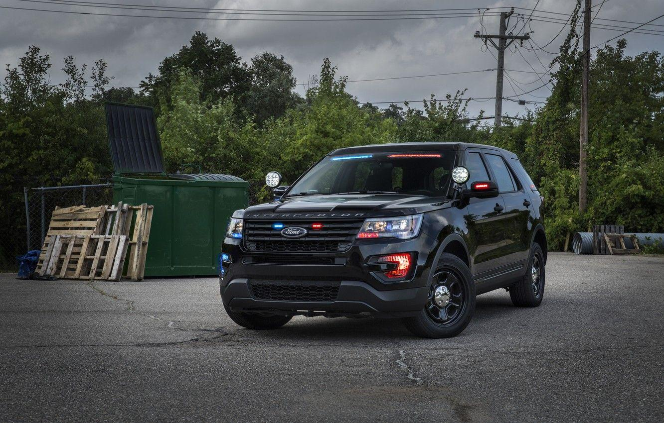 Wallpapers Ford, Ford, Police, Explorer, Explorer image for desktop
