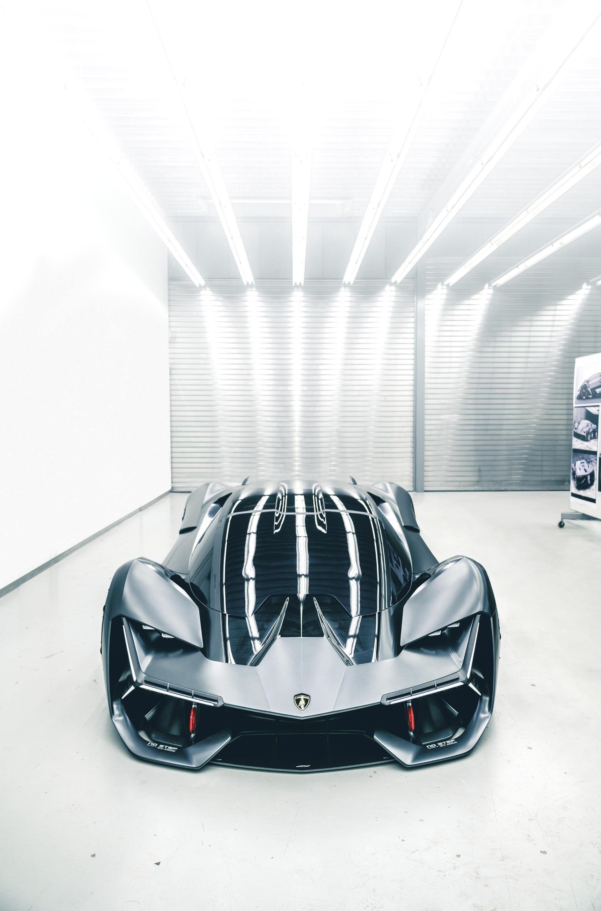 Lamborghini Terzo Millennio Wallpapers Wallpaper Cave