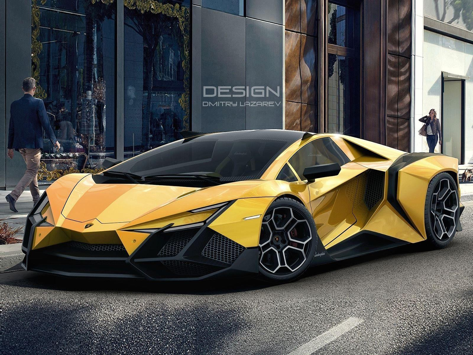 Meet The Lamborghini Madman: It's Crazy And We Love It - CarBuzz
