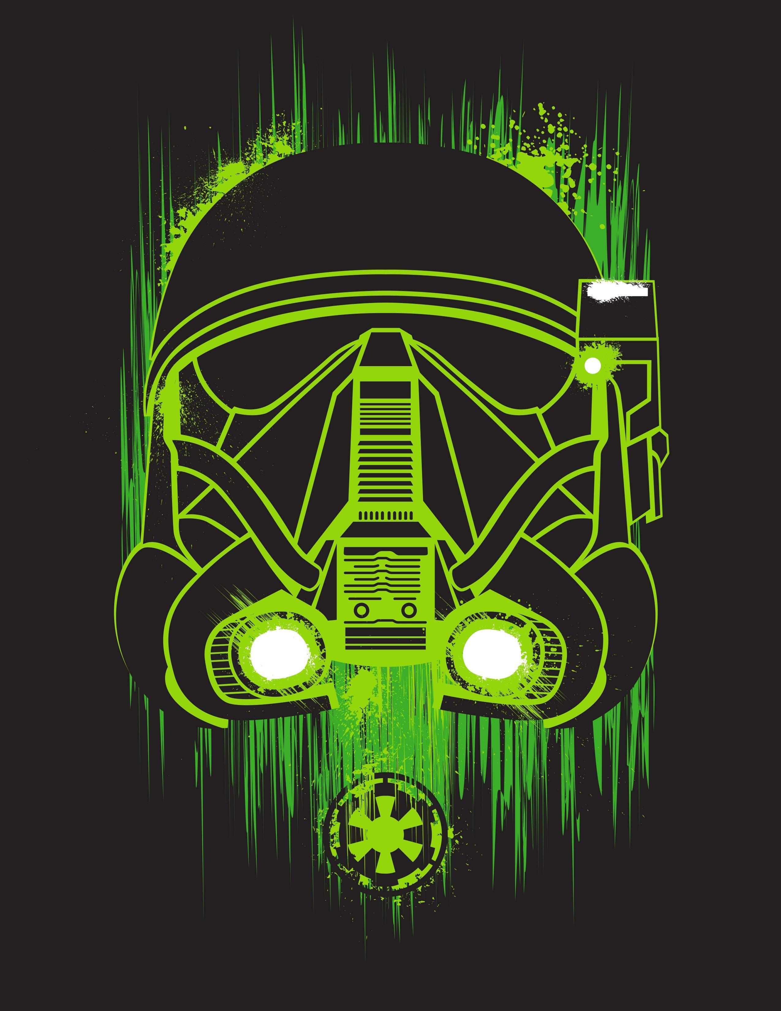 Star Wars Wallpaper Neon