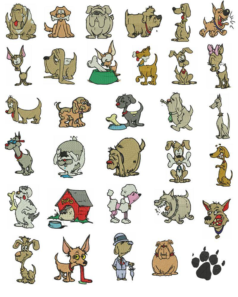 Cartoon Dog Wallpapers - Wallpaper Cave