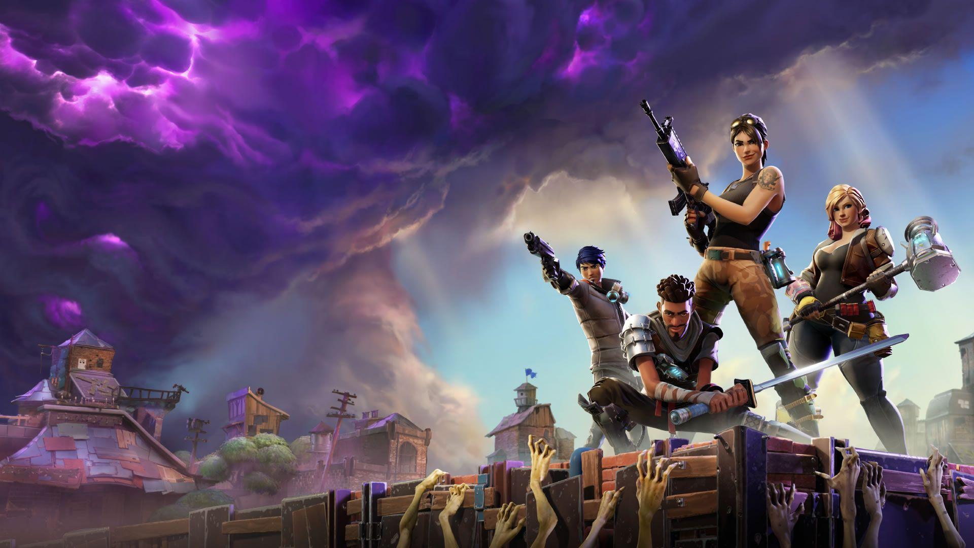 Fortnite #1 | PS4Wallpapers.com