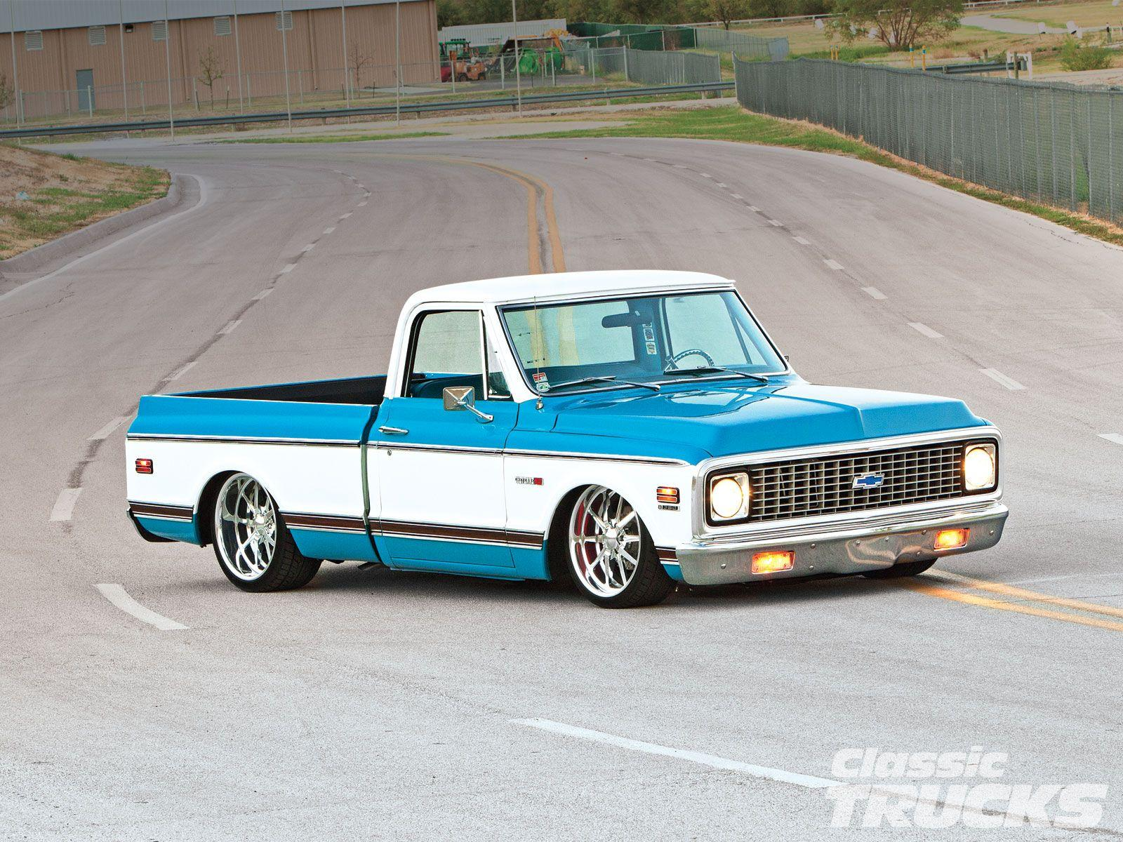Chevy C10 Wallpapers - Wallpaper Cave