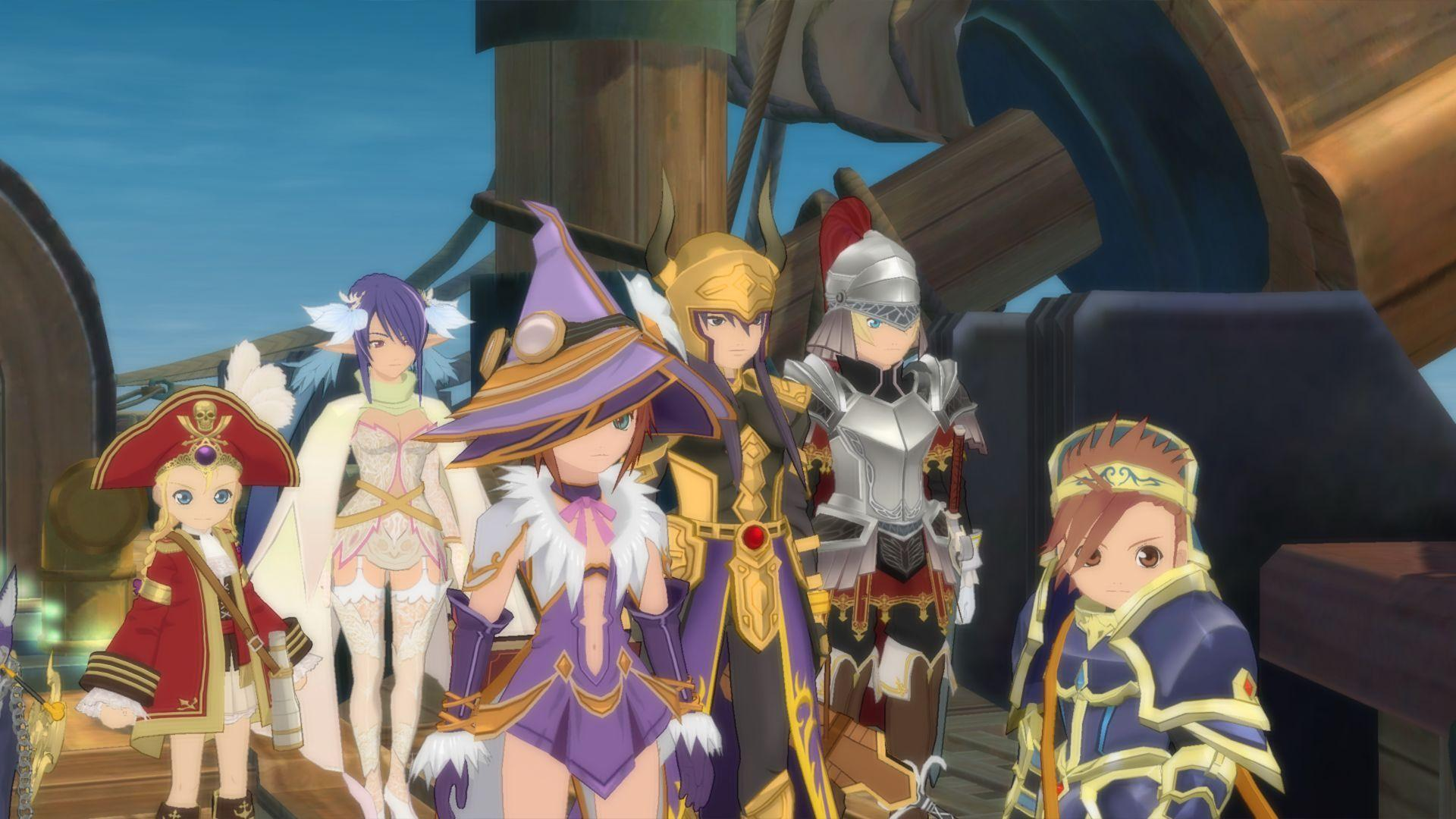 Tales Of Vesperia: Definitive Edition Wallpapers ...