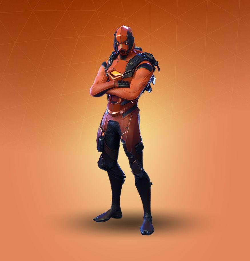 Vertex Skin - Fortnite Cosmetic - Pro Game Guides