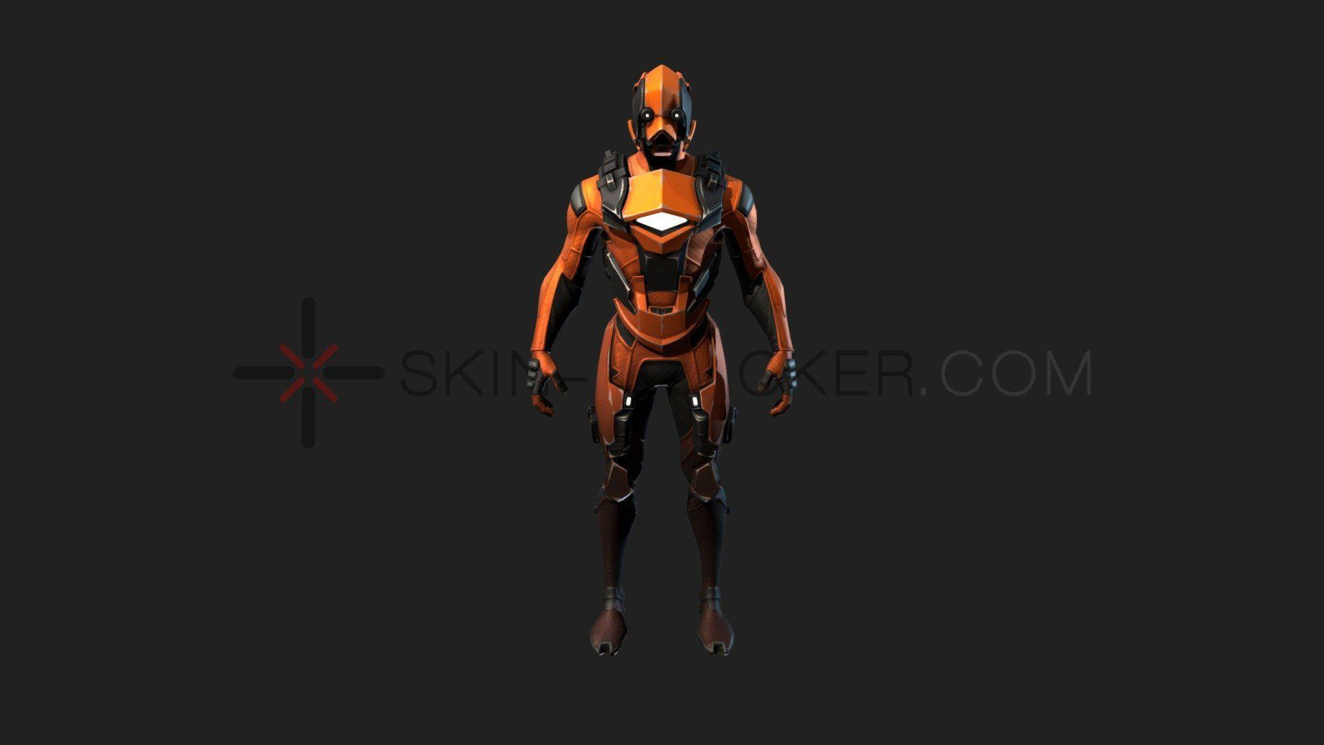 Fortnite - Vertex - 3D model by Skin-Tracker (@stairwave) - Sketchfab