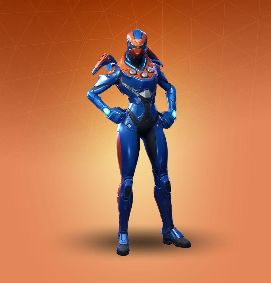 Criterion Skin - Fortnite Cosmetic - Pro Game Guides