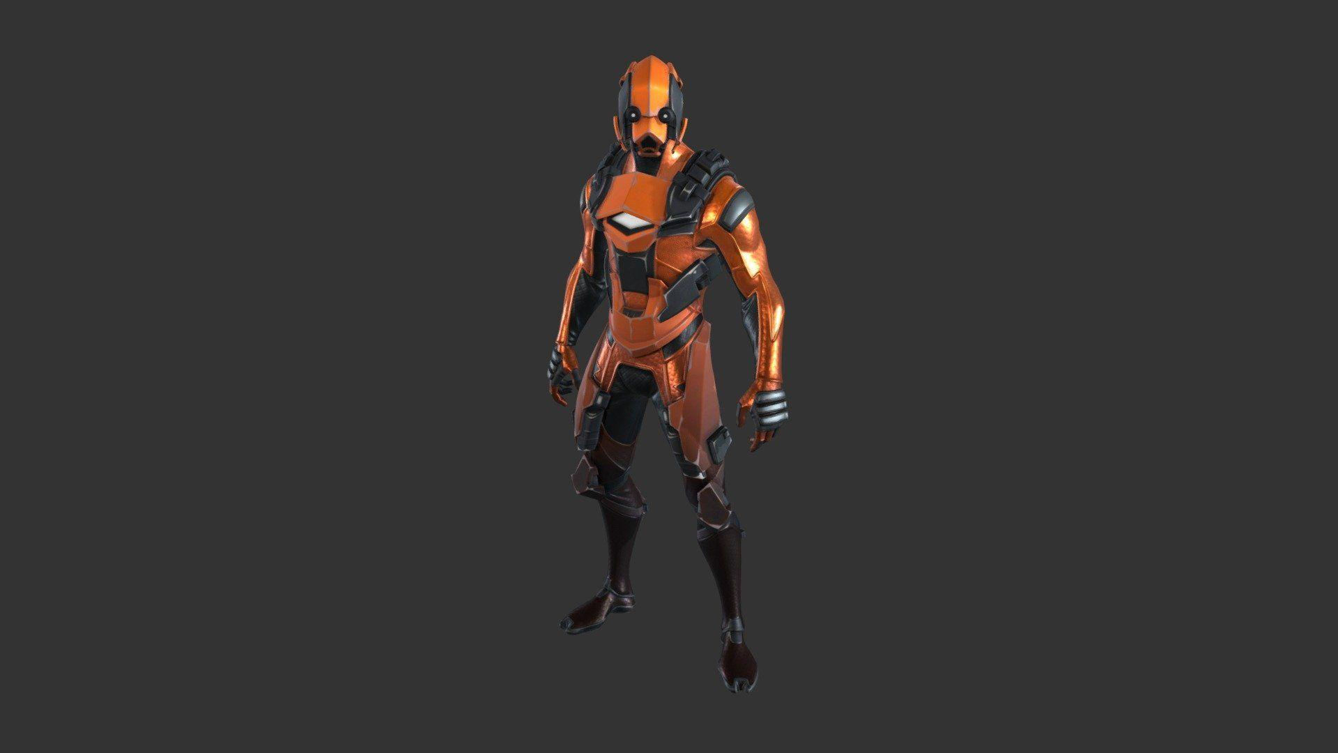 Vertex Outfit - 3D model by Fortnite Skins (@fortniteskins) - Sketchfab
