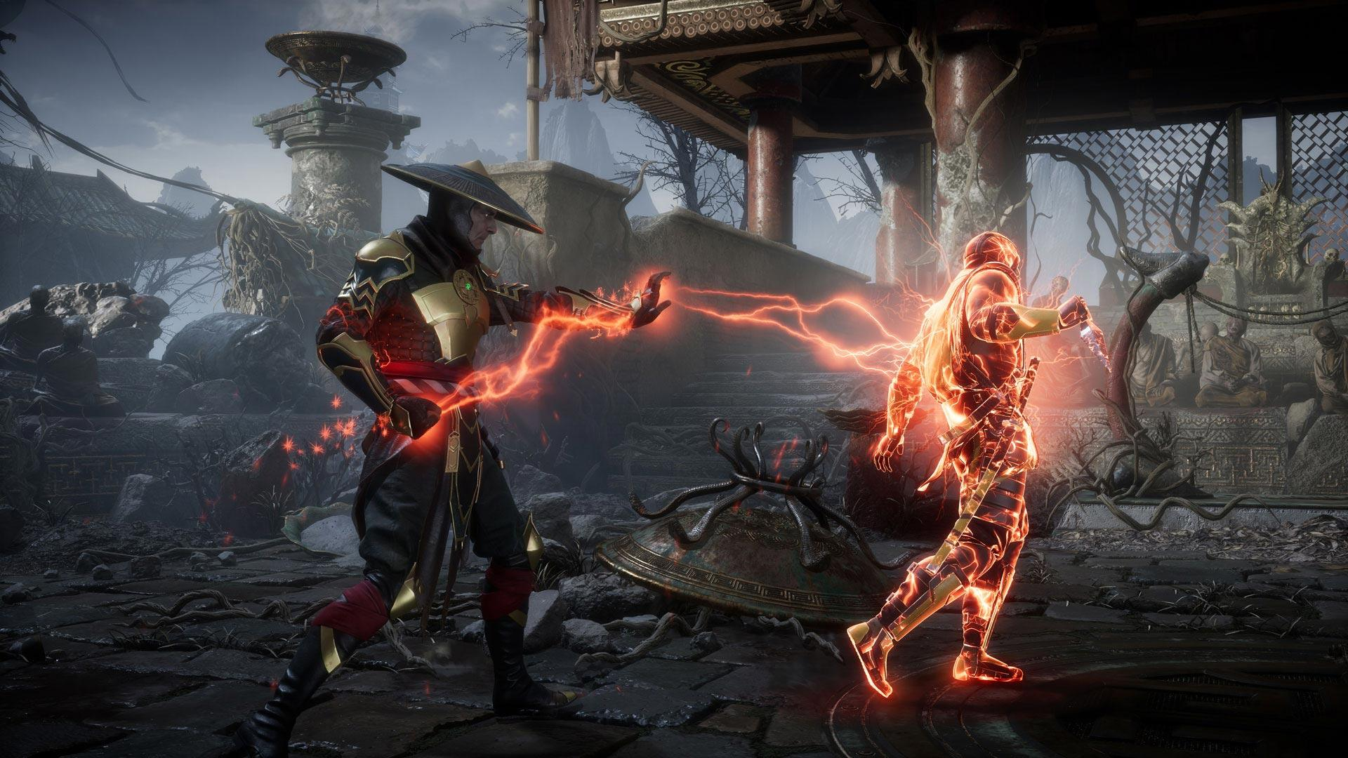 Mortal Kombat 11 Will Let You Customize Characters, Has eSports