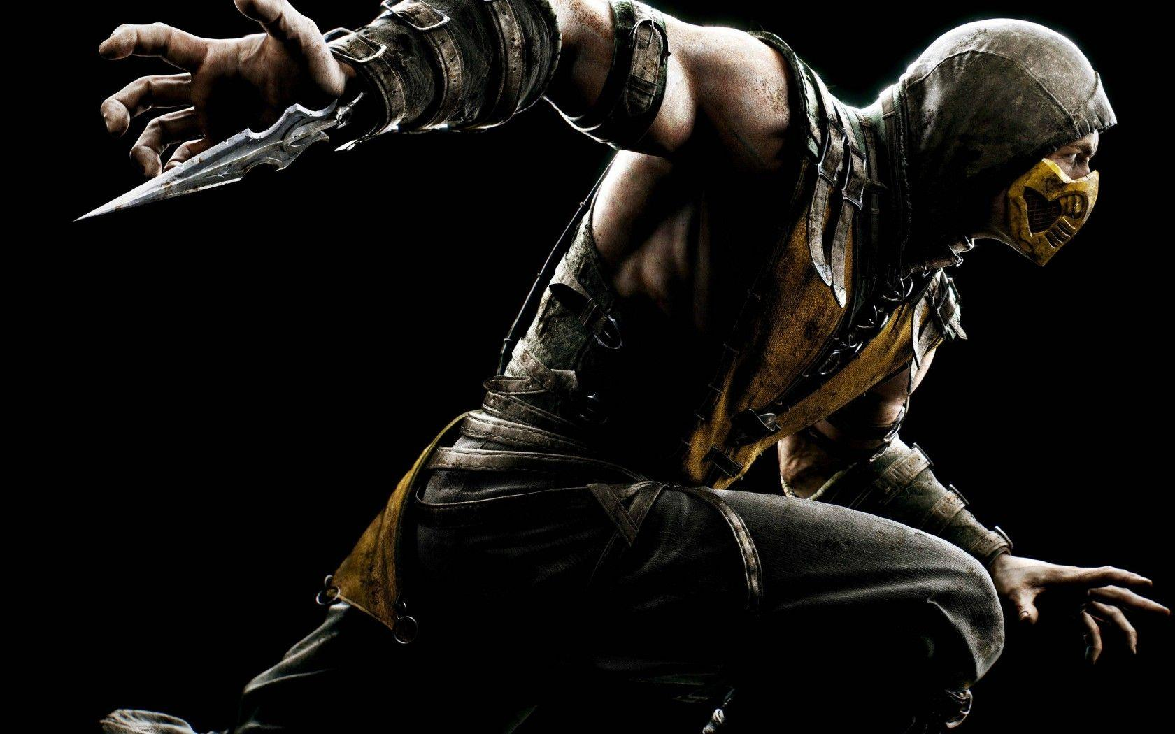 Mortal Kombat 11 Wallpapers - Wallpaper Cave