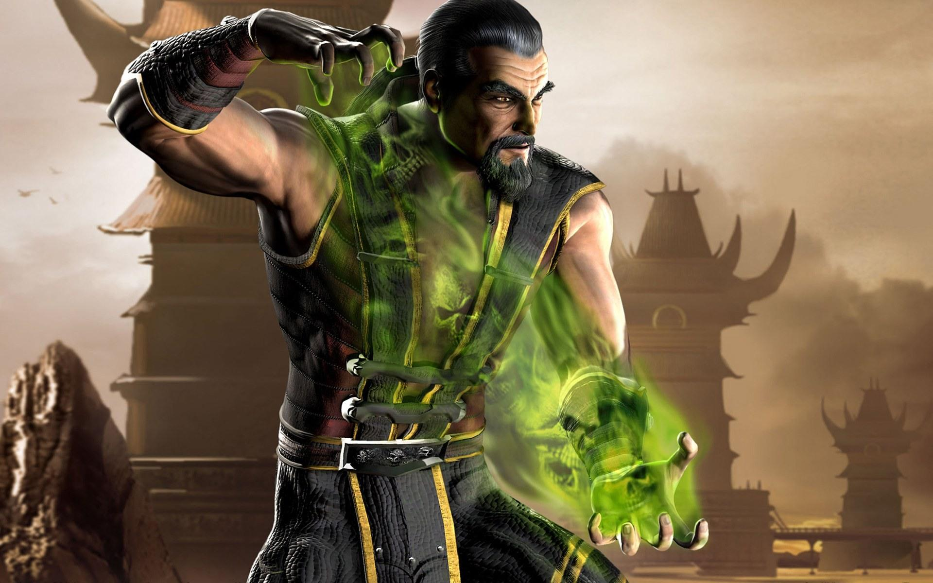 Mortal Kombat: Shang Tsung Story Trailer – Collector's Edition Update