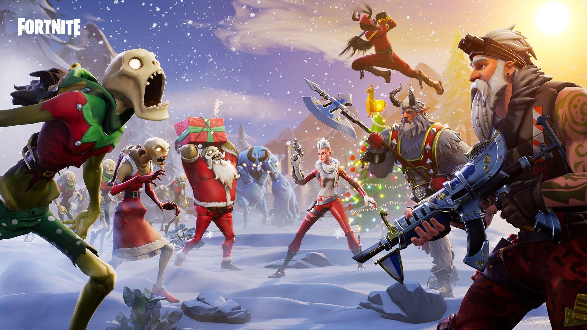 Fortnite Save the World v7.10: Frostnite, 14 Free Upgrade Llamas and