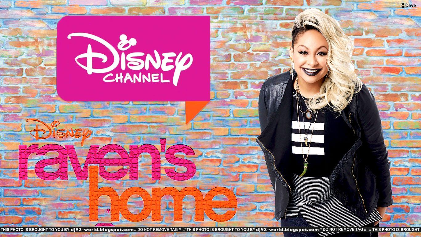 Raven's home Zoom Background