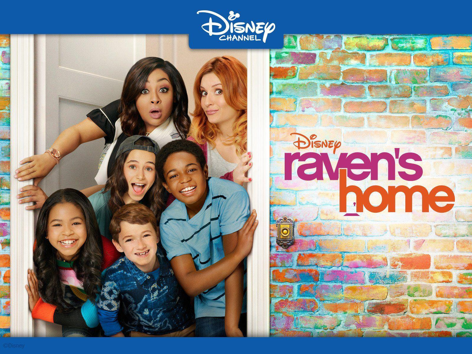 Raven's home Zoom Background 3