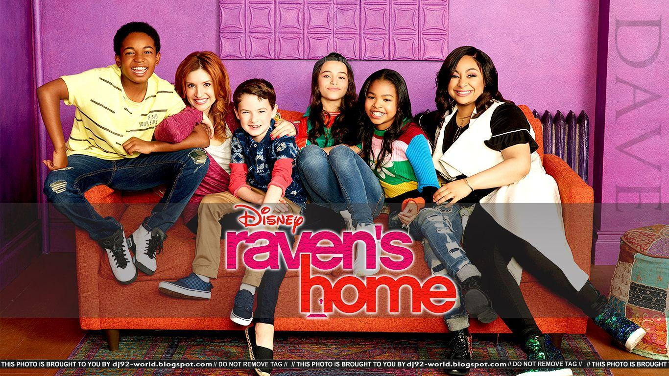 Raven's home Background 9