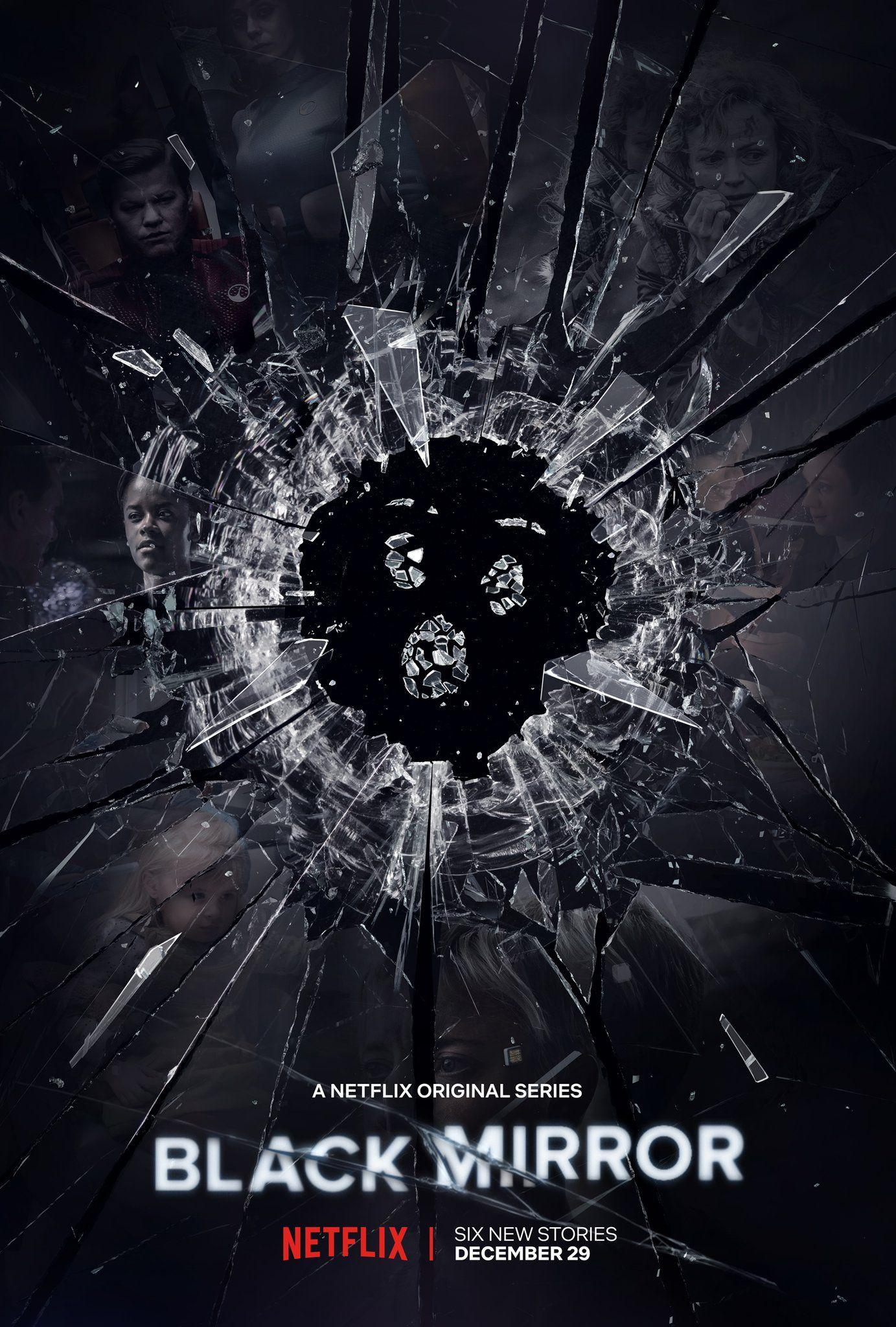 Black Mirror Season 5 Wallpapers Wallpaper Cave