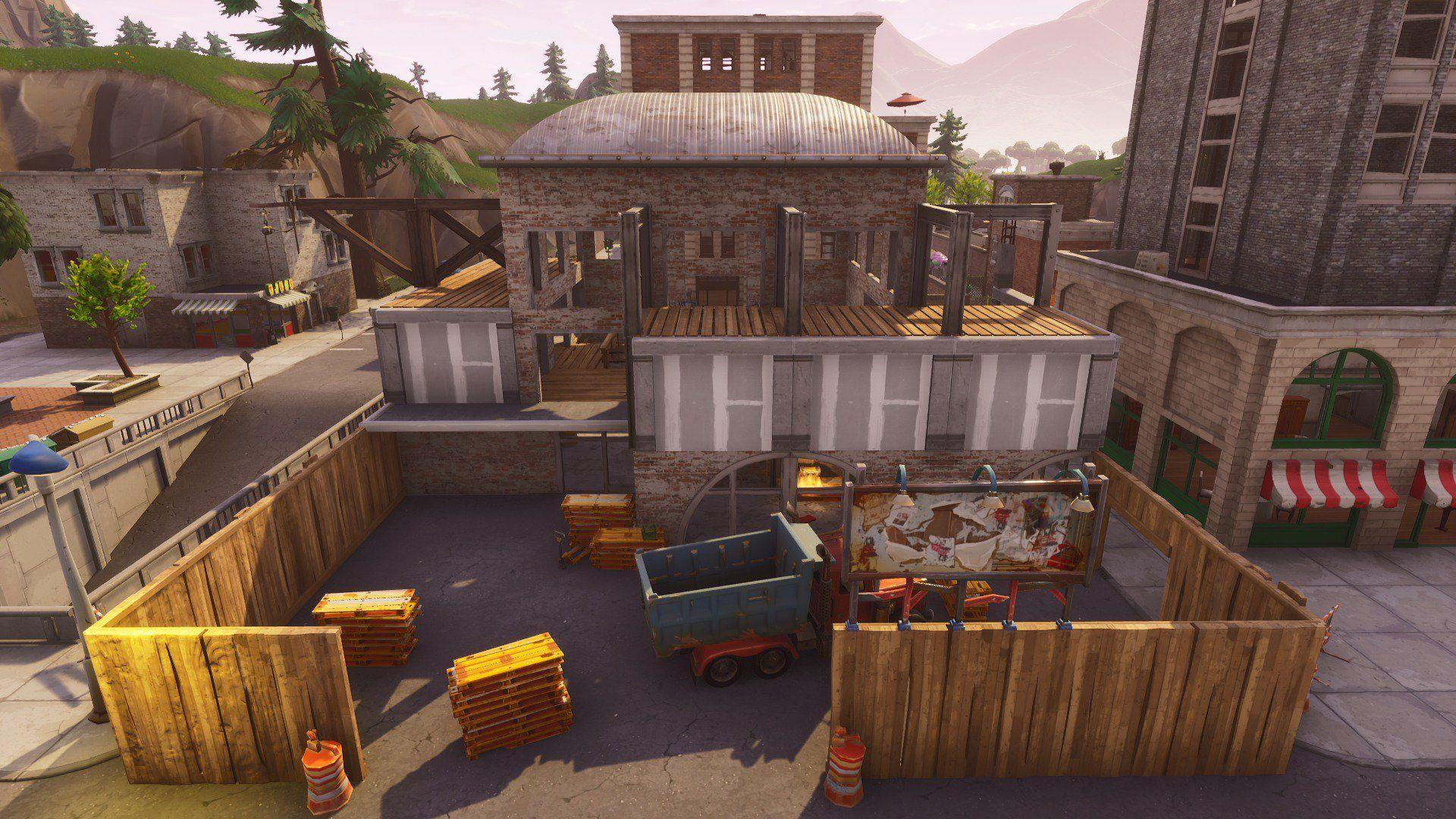 Fortnite Map Changes for the V5.2 Update | Fortnite Insider