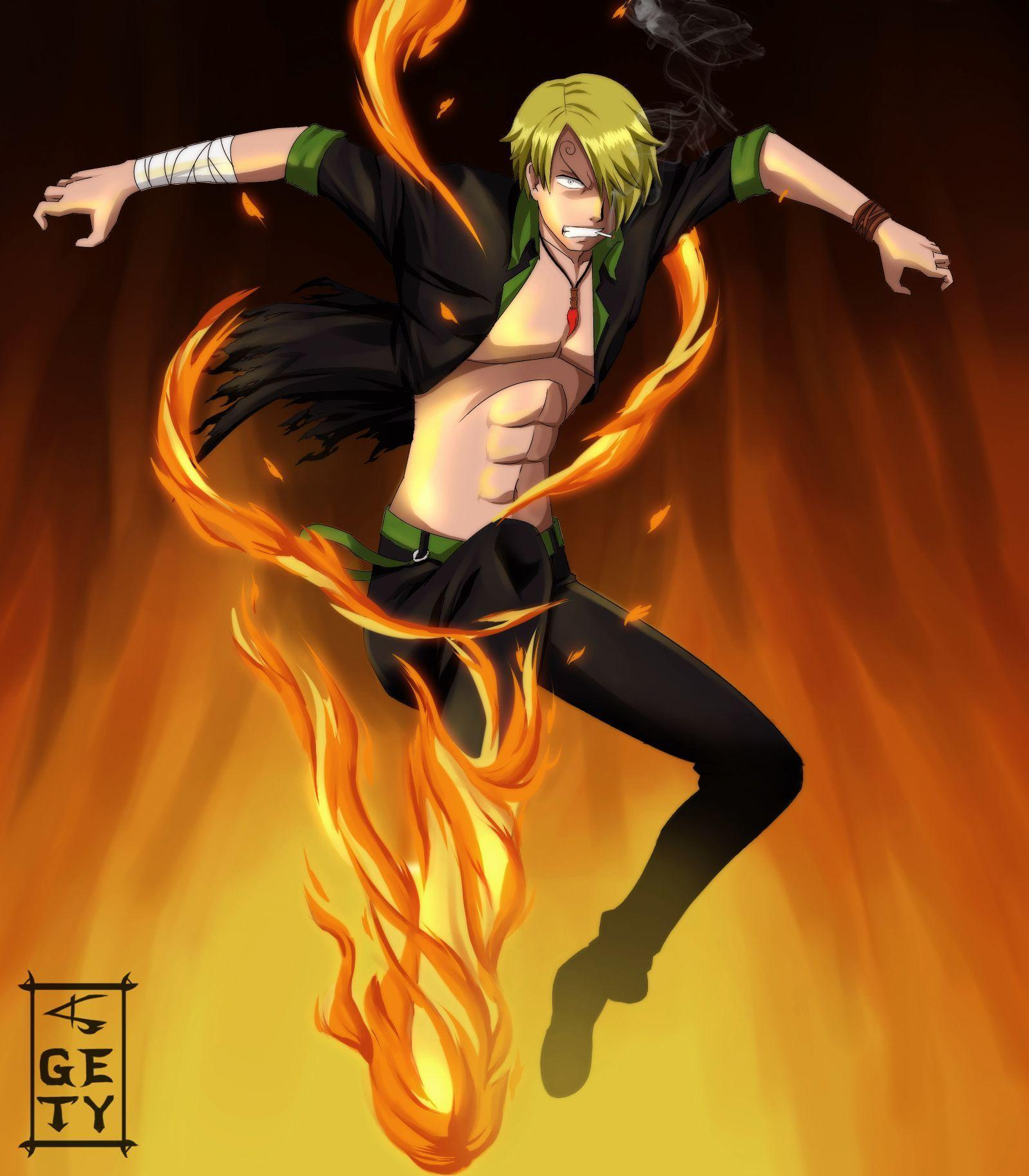 Sanji One Piece Iphone Wallpapers Wallpaper Cave
