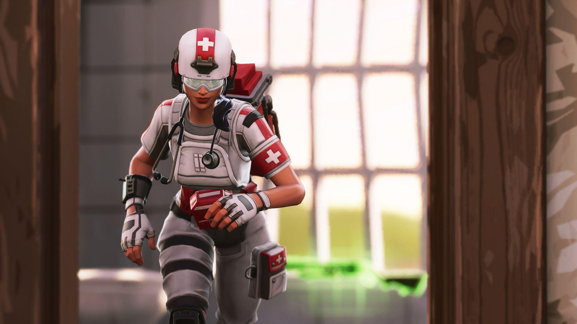 Field Surgeon Fortnite Outfit Skin How to Get + Info