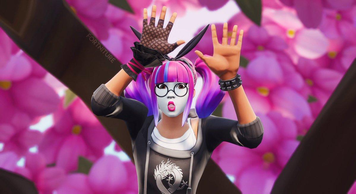Lace Fortnite wallpapers
