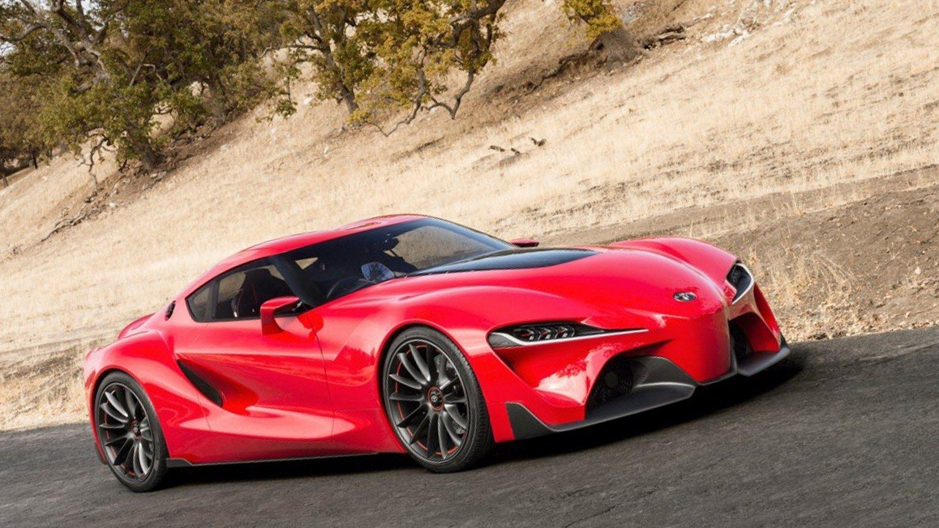 Toyota Ft1 Price >> Toyota Supra 2020 Wallpapers - Wallpaper Cave