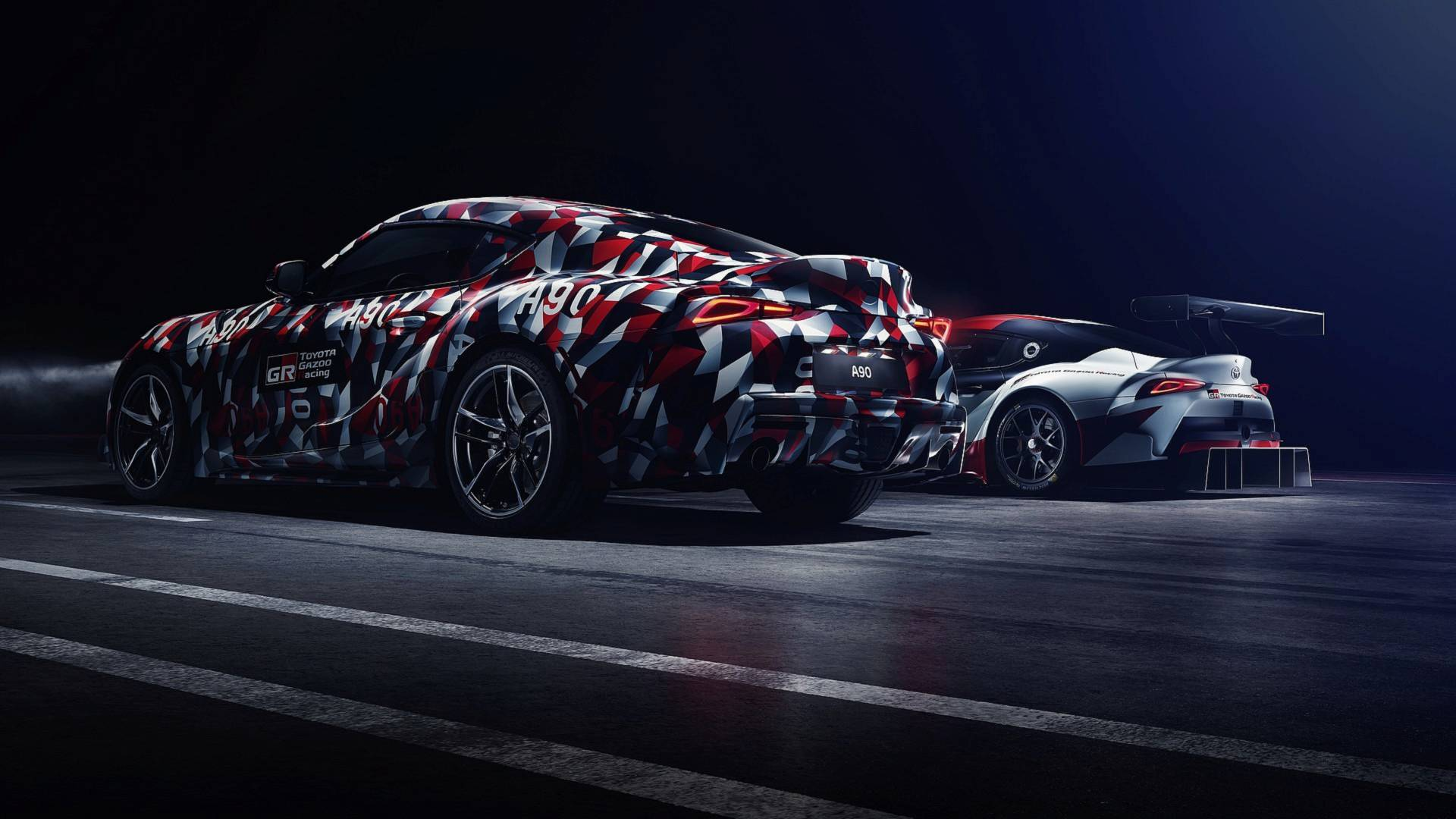 Toyota Dedicates Entire Article To Supra's World War I