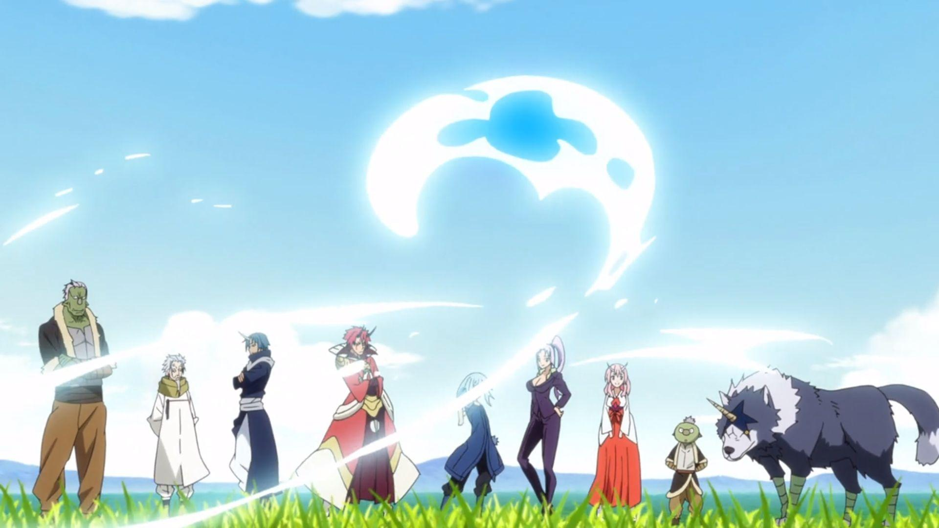 Review] That Time I Got Reincarnated as a Slime