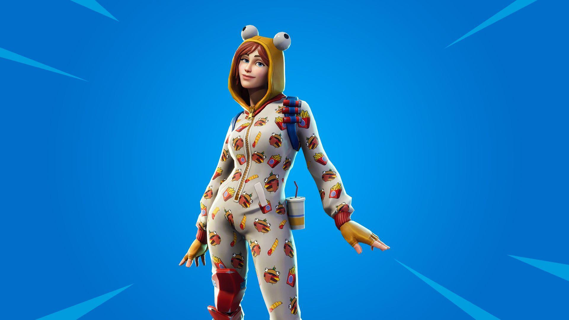 The previously leaked Onesie skin is no longer coming to Fortnite ...