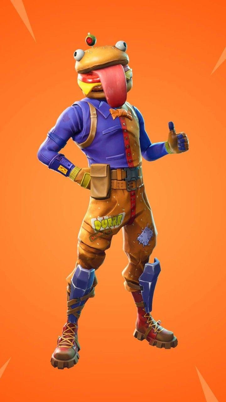 Beef boss... coll skin to be honest...