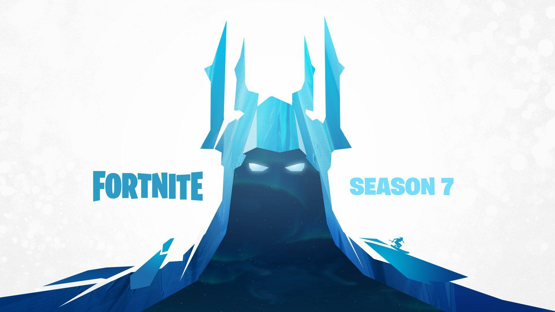 The Ice King Fortnite Wallpapers Wallpaper Cave