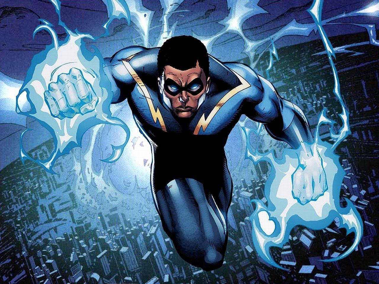 Black Lightning Wallpapers and Backgrounds Image