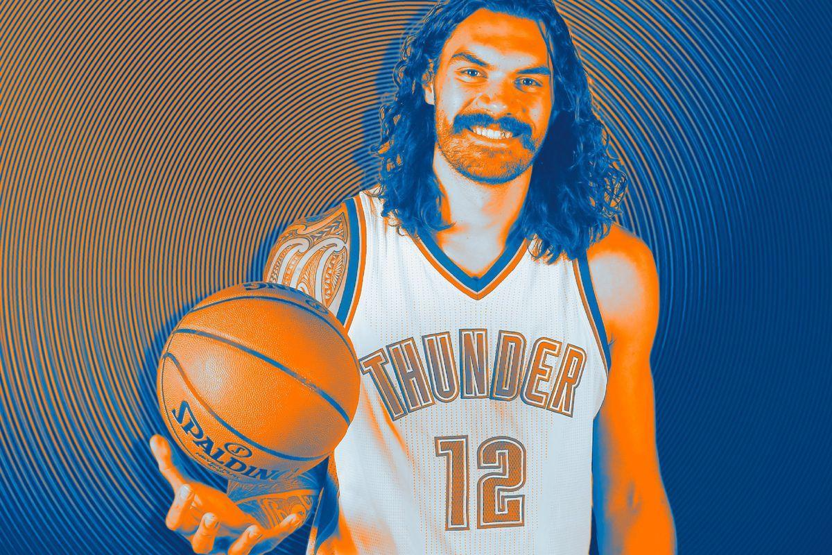 The Happy Accidents of Steven Adams - The Ringer