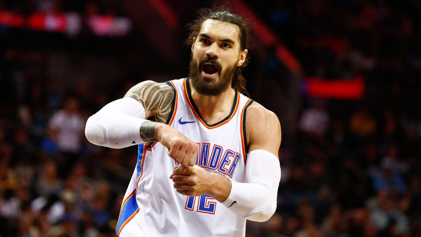 Steven Adams gives hilarious reason why Peyton Manning is his ...