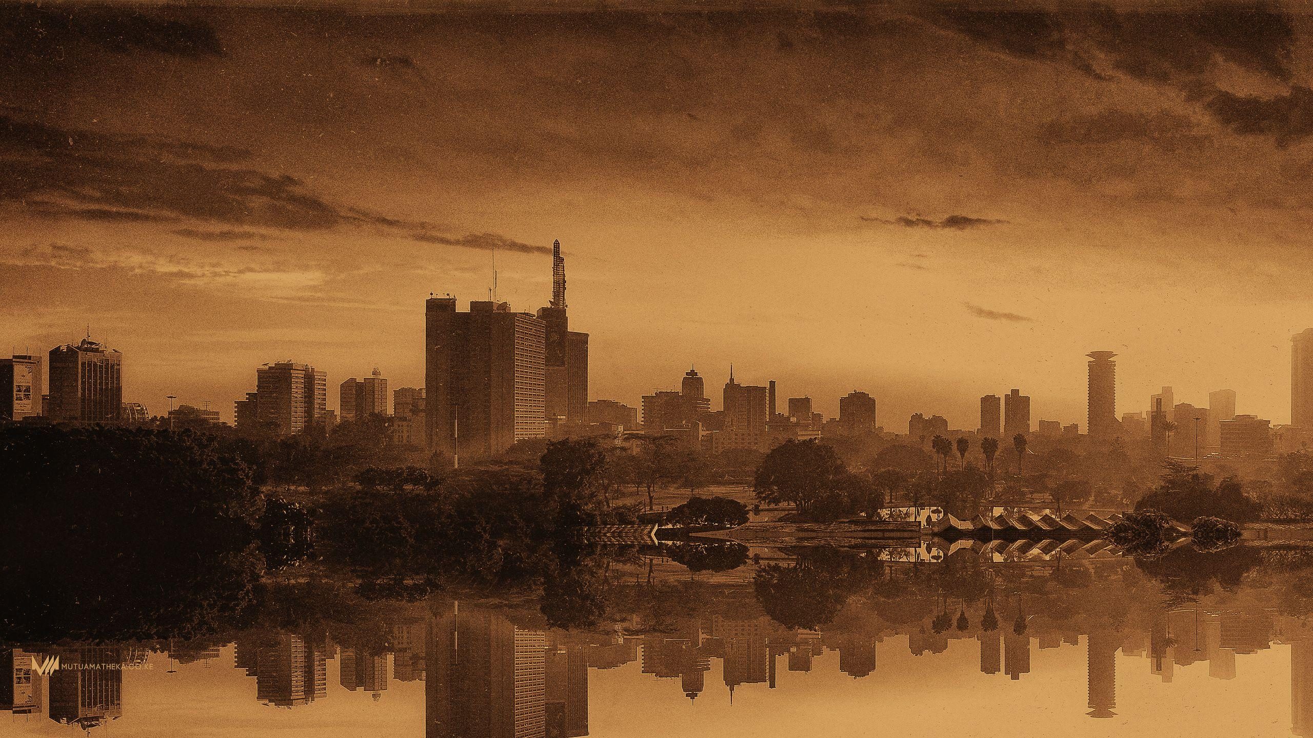 Wallpaper Monday [116] – Nairobi..!! | Mutua Matheka
