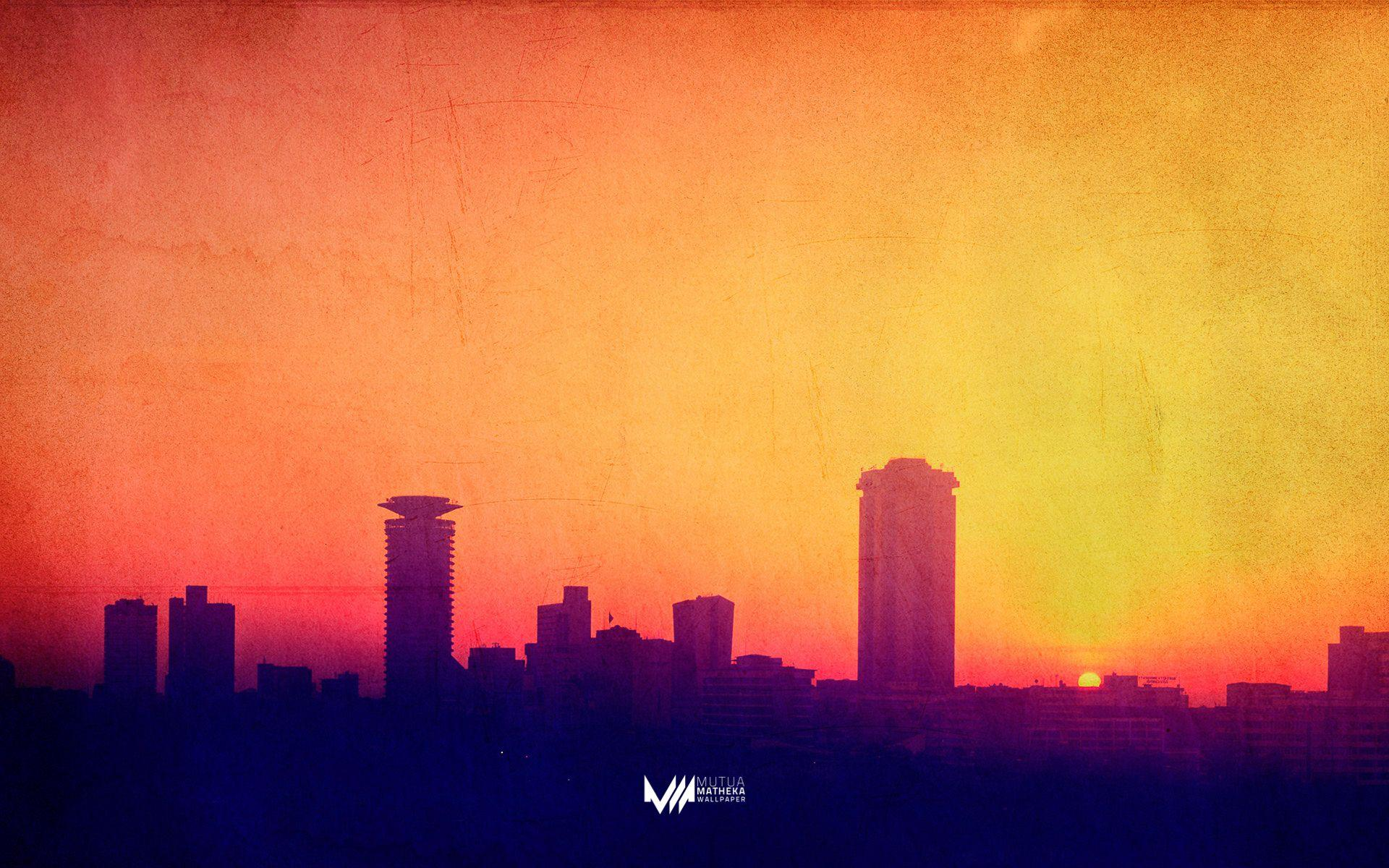 Wallpaper Monday [73] – It dawned on me in Nairobi |
