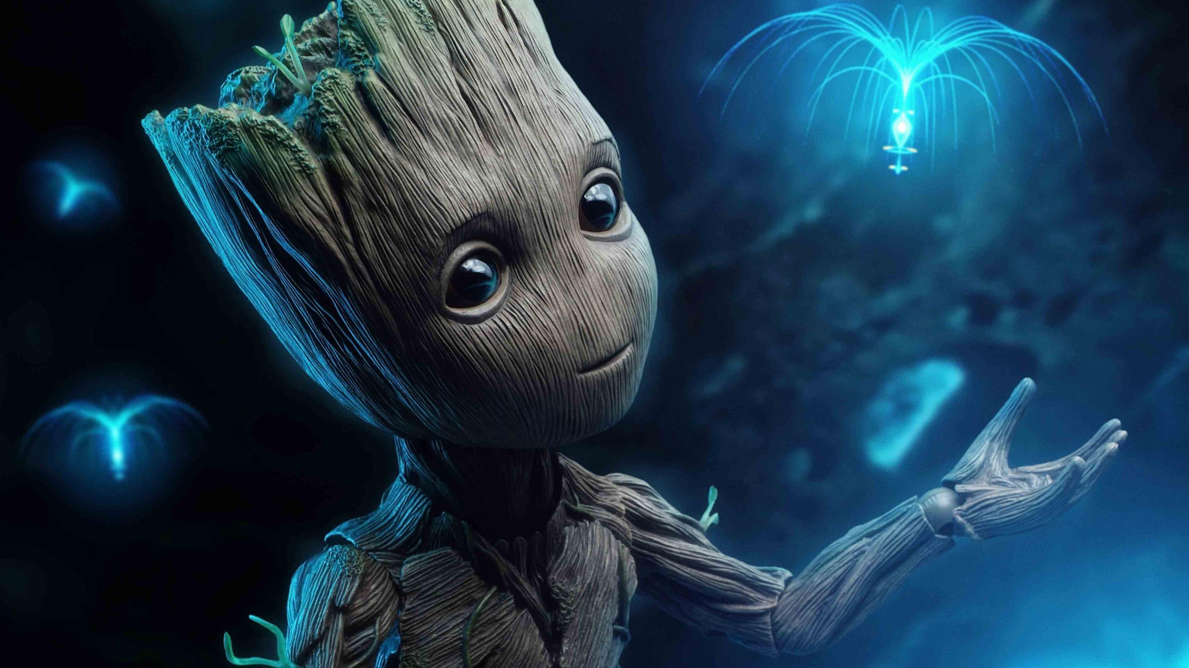 Baby Groot 4k superheroes wallpapers, hd-wallpapers, baby groot .