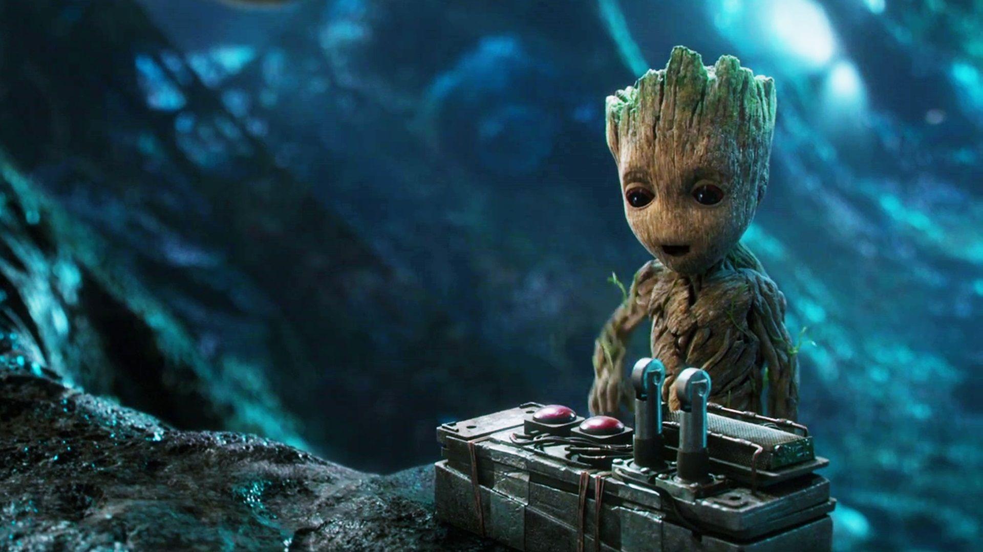 Baby Groot 4K Wallpapers - Wallpaper Cave