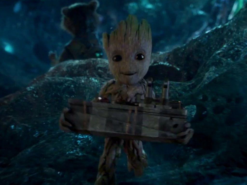 Baby Groot 4K Wallpapers