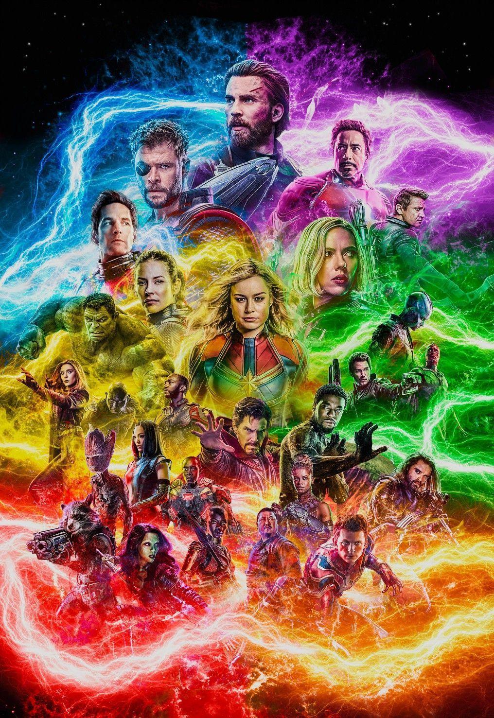 Marvel Endgame Wallpapers - Wallpaper Cave