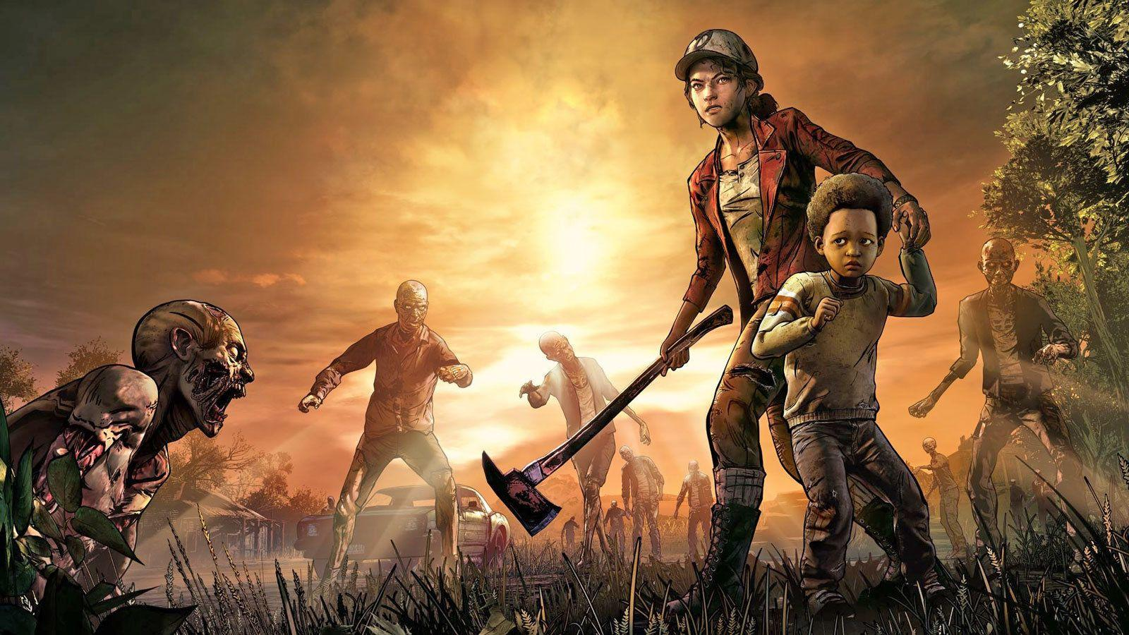The Walking Dead The Final Season Episode 3 Wallpapers