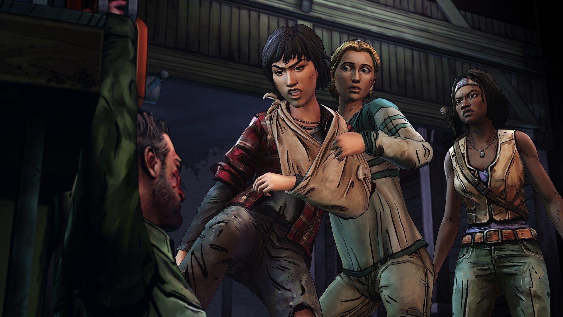 The Walking Dead: The Final Season Episode 3 Wallpapers