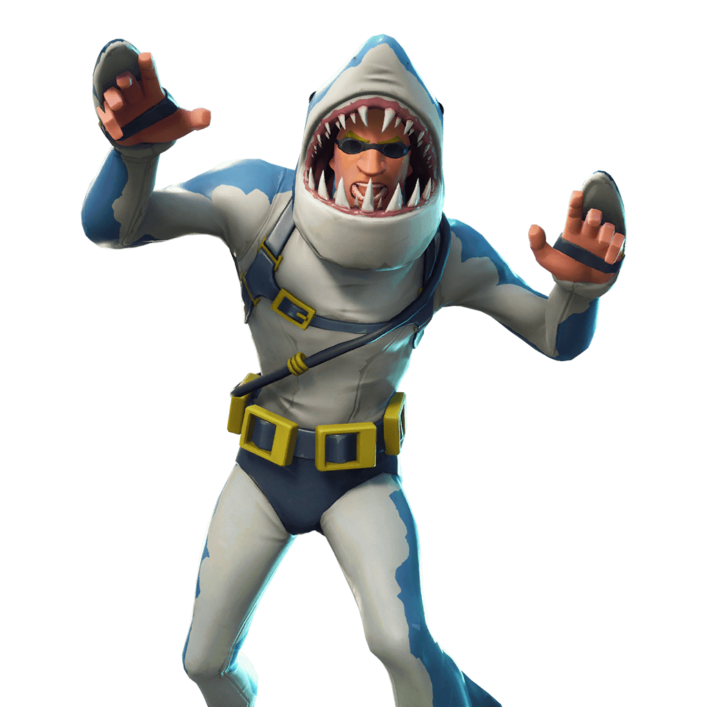 Fortnite Chomp Sr. | Outfits - Fortnite Skins