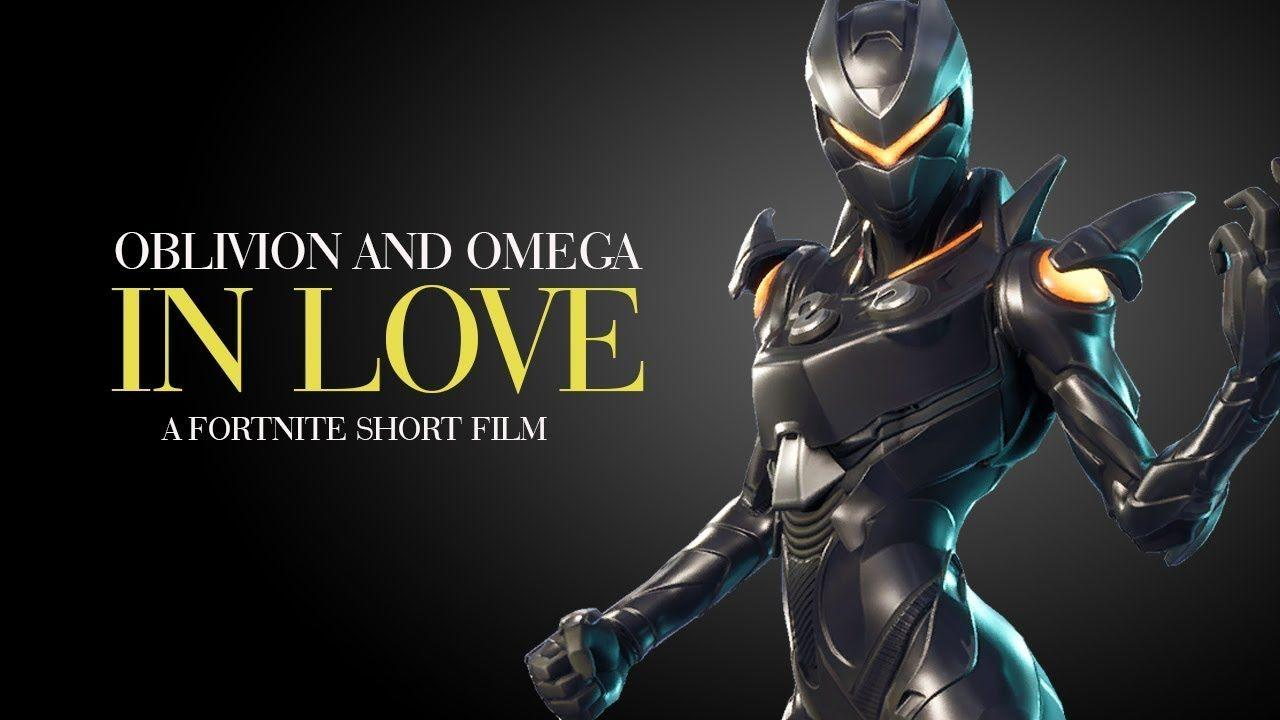 Oblivion and Omega Fall In Love | A Fortnite Short Film - YouTube