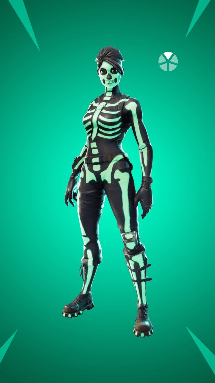 Ghoul Trooper Fortnite Wallpapers Wallpaper Cave