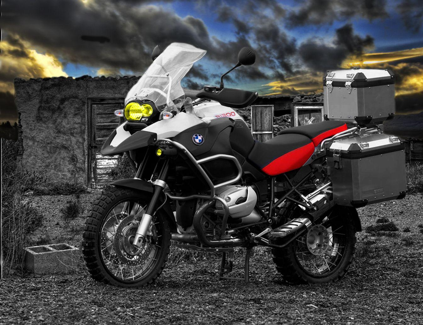 Bmw Gs Wallpapers Wallpaper Cave
