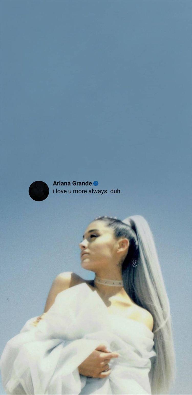 Ariana Grande Wallpaper Iphone Lyrics Ariana Grande Songs